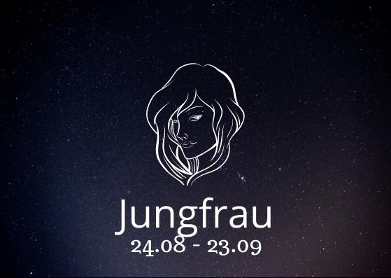 Sternzeichen Jungfrau mit Geburtsdatum