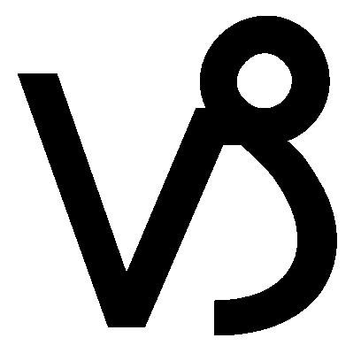 Astrologisches Symbol für das Sternzeichen Steinbock