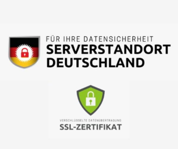 Siegel Serverstandort Deutschland