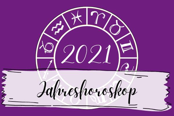 Kleines Jahreshoroskop 2021